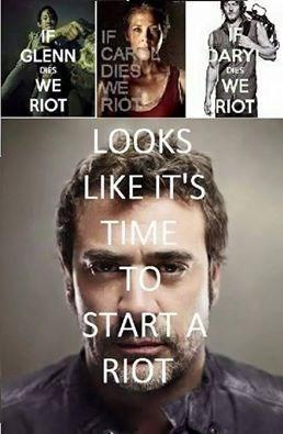 It S Negan Time The Walking Dead The Walking Dead Meme Twd