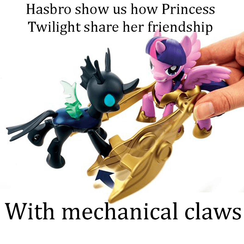 twilight sparkle changeling Hasbro - 8749900800
