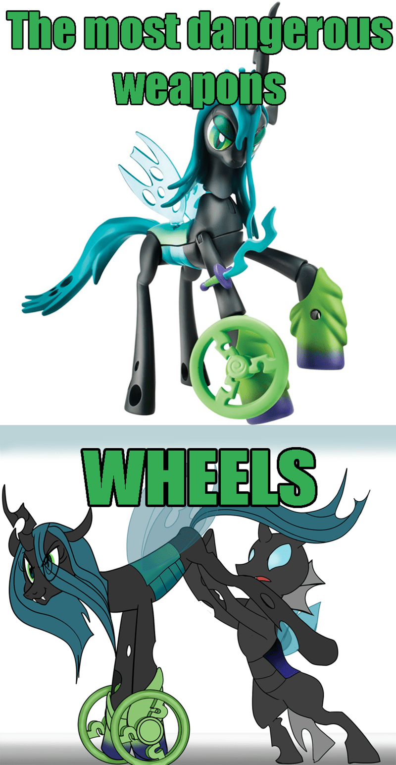 chrysalis changelings - 8749988096