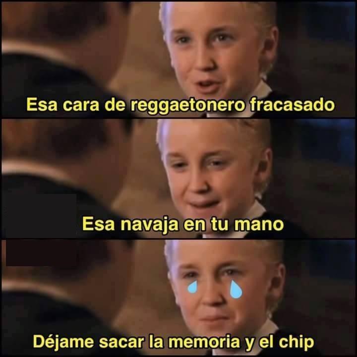 dejame sacar el chip