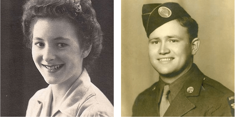 dating image 70 Years Later, a WWII Veteran Reunites With His Long Lost Love