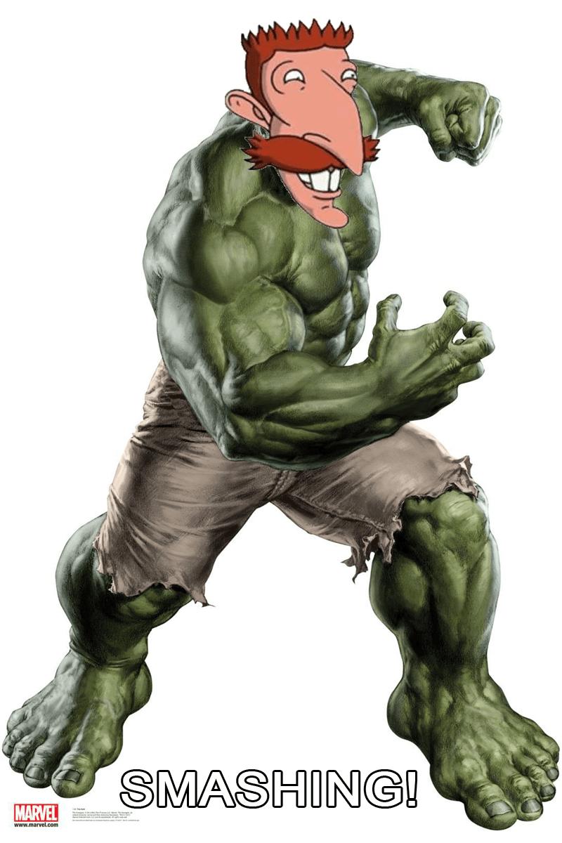 Memes nigel thornberry hulk - 8750268928