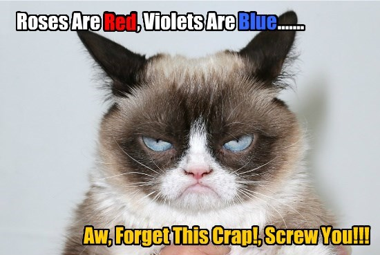 The Anti-Valentine.
