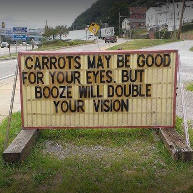 alcohol puns win signs - 8750282752