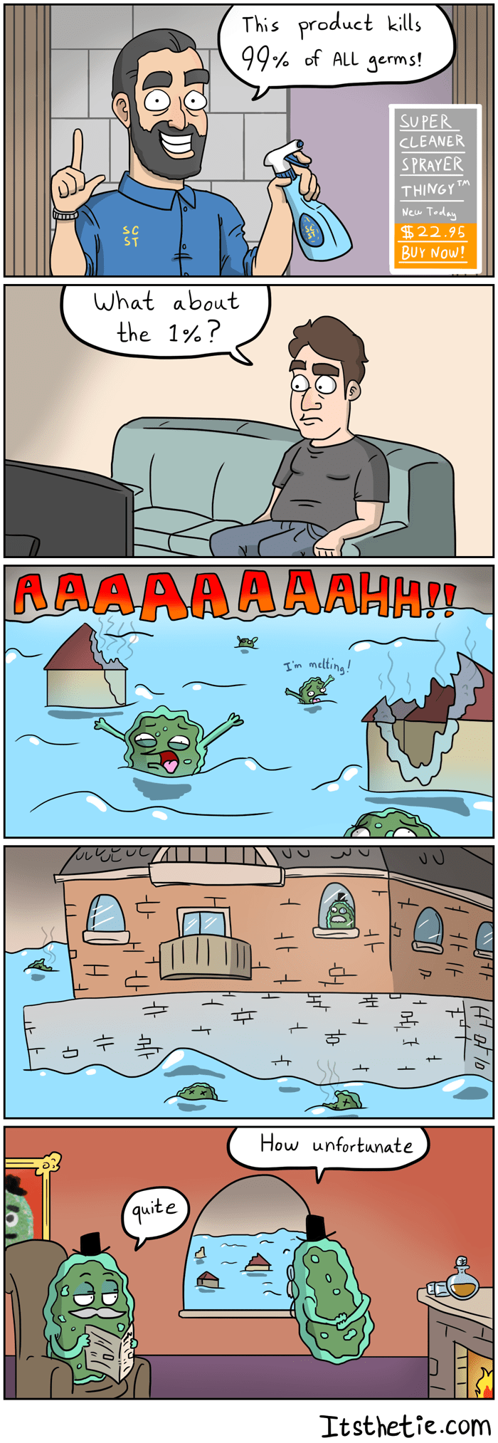 99 germs web comics - 8750424576