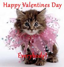 Happy Valentines Day  Everybody!