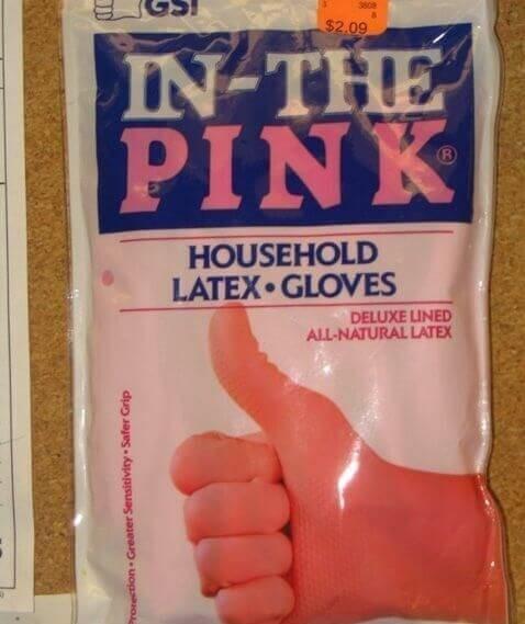 gloves FAIL innuendo business - 8750614528