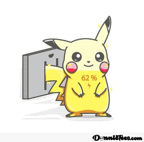 pokemon memes charging pikachu