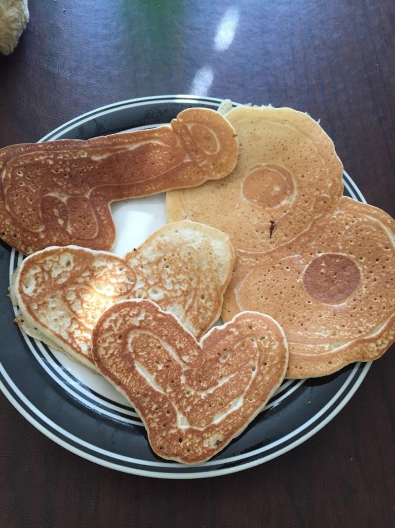 breakfast that looks naughty - 8751302912