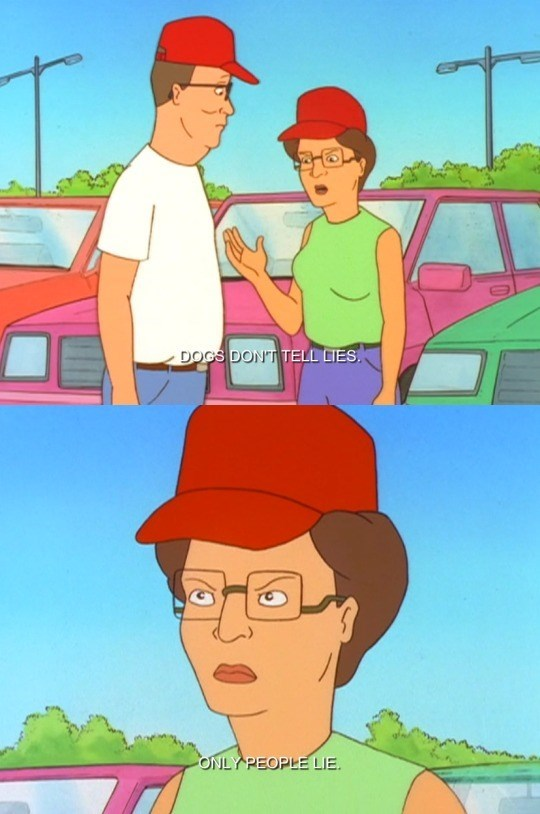 King of the hill,cartoons
