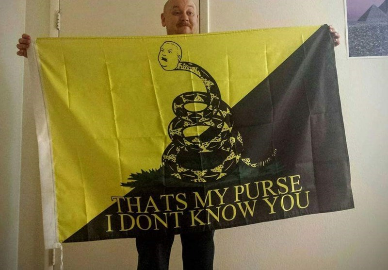 Don't Tread on Me, I Tell You Hwat