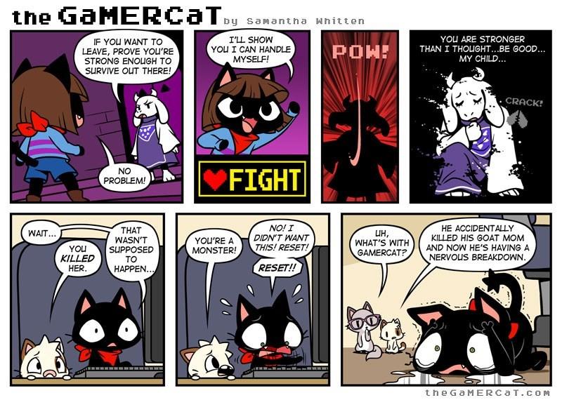 undertale web comics - 8751519488