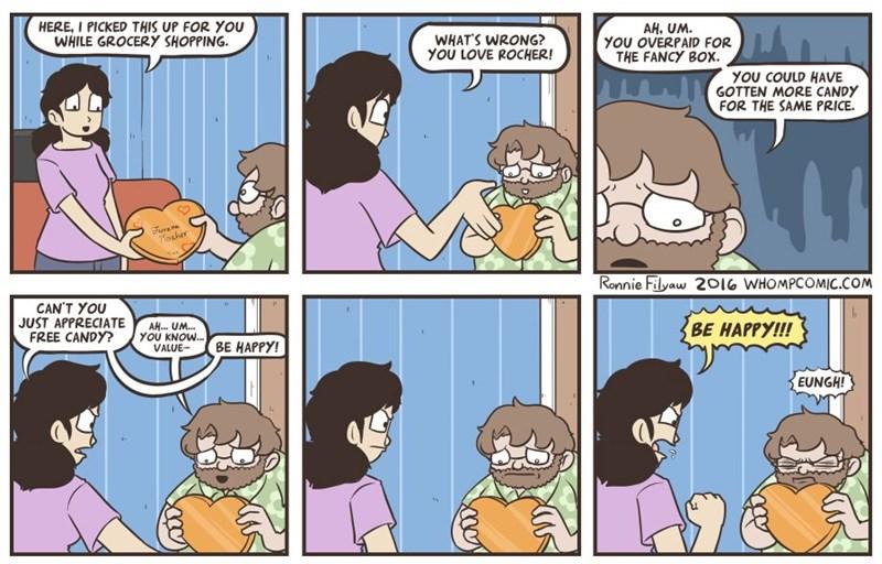 web comics gifts But.. the Savings!