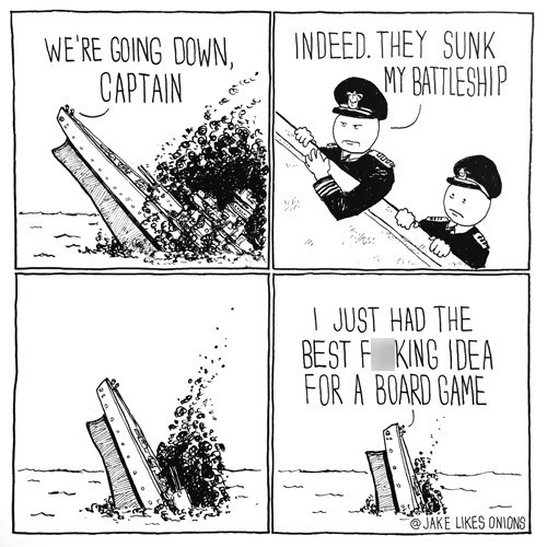 web comics battleship If We Survive This, I'm Gonna Be Rich!