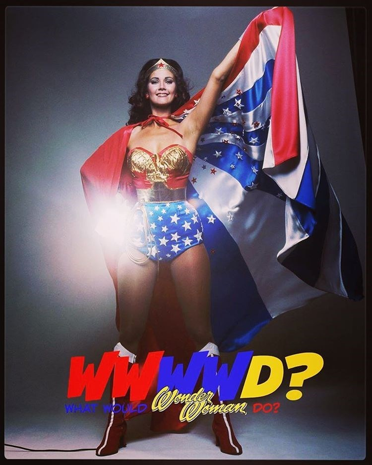 wonder woman I Ask Myself This Every Day