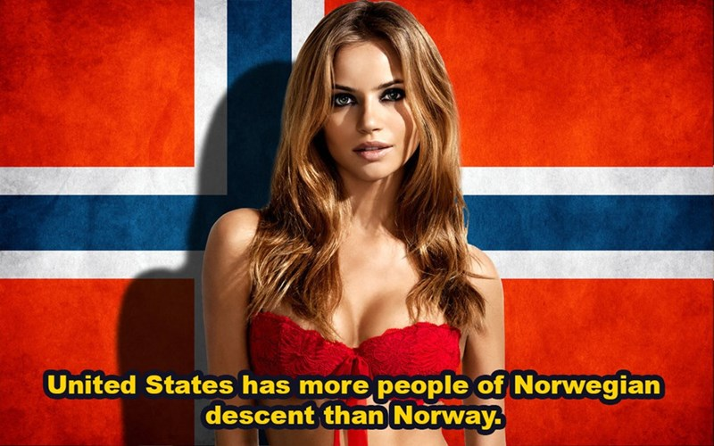 Norway america - 8752051456