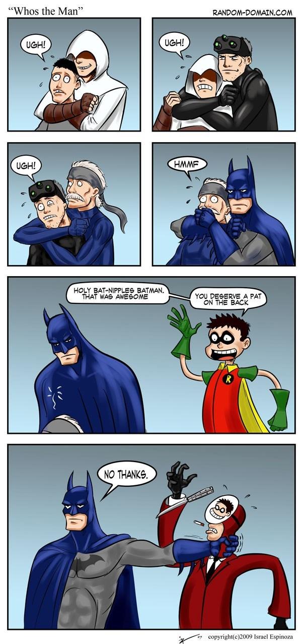 batman video games web comics - 8752292608