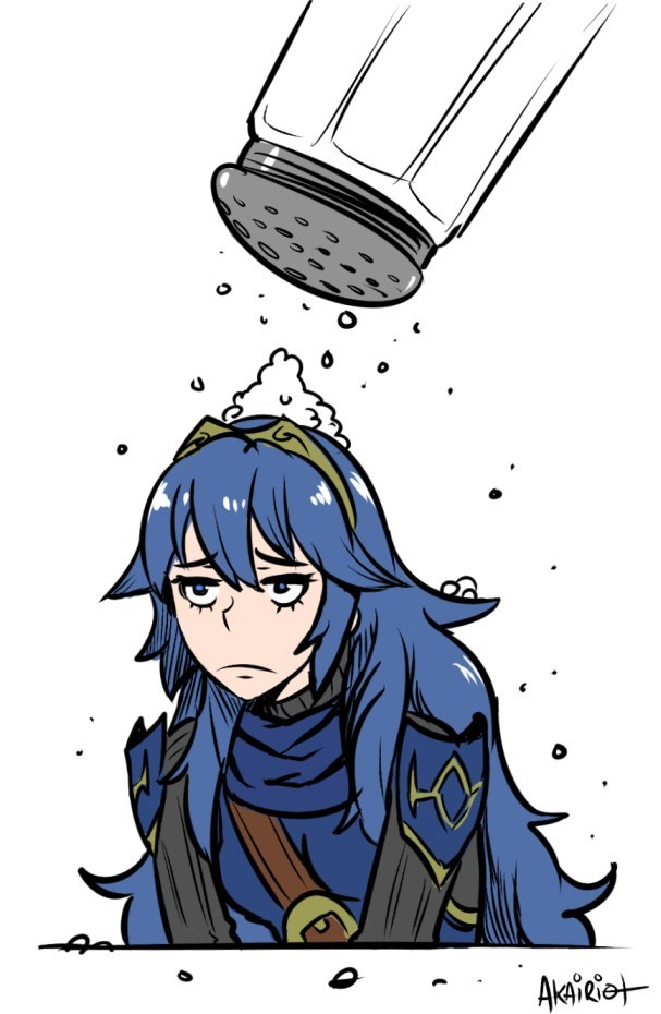 fire emblem Fan Art lucina - 8752378880