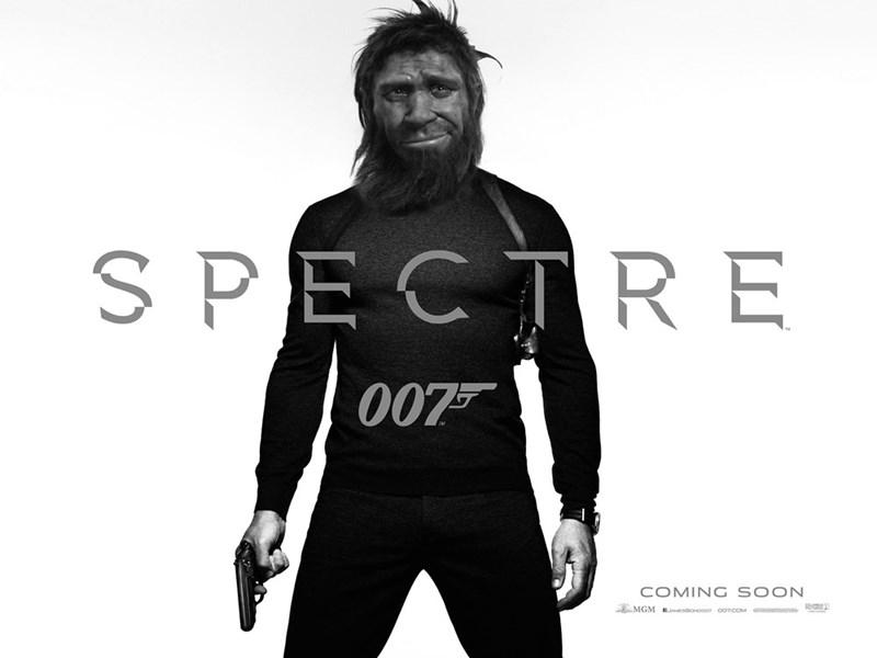 T-shirt - SPECTRE 007 COMING SOON MGM sDonooo O07.coM