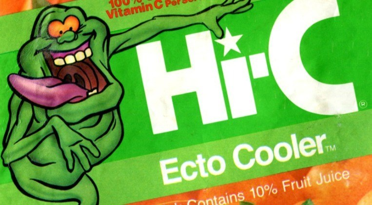 nostalgia snacks Adding to the List of Beloved 90's Reboots, Hi-C Ecto Cooler Might Be Making a Comeback