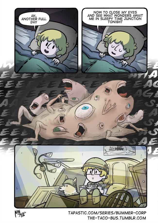web comics sleeping dreams Sweet Dreams