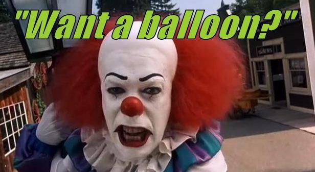 """Want a balloon?"""