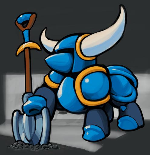 ponify shovel knight - 8752998656