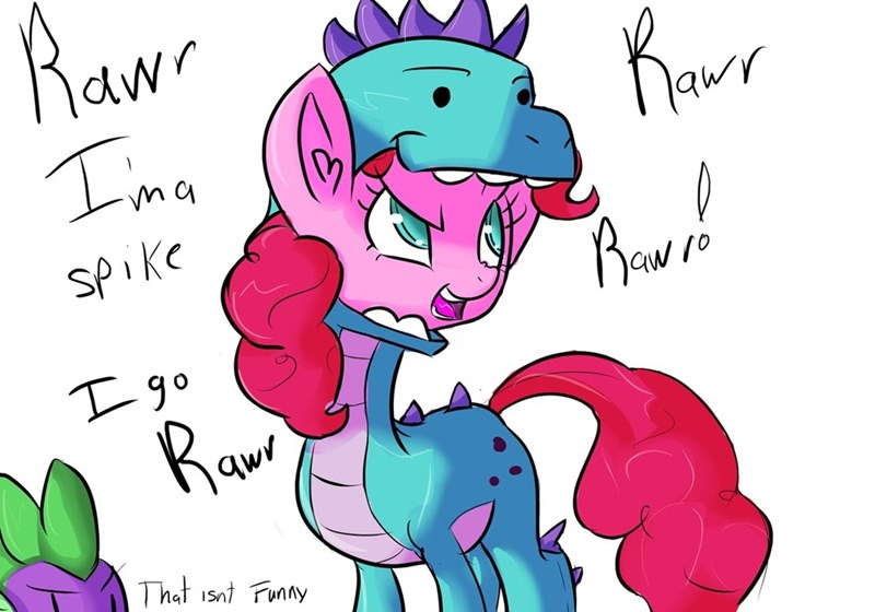 spike racial insensitivity pinkie pie - 8753262080