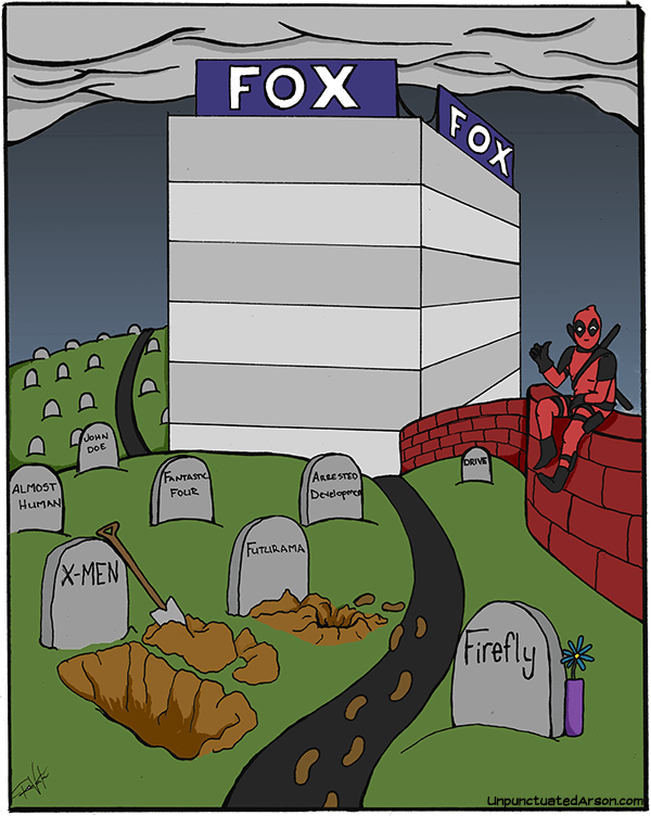 deadpool TV web comics - 8753328640