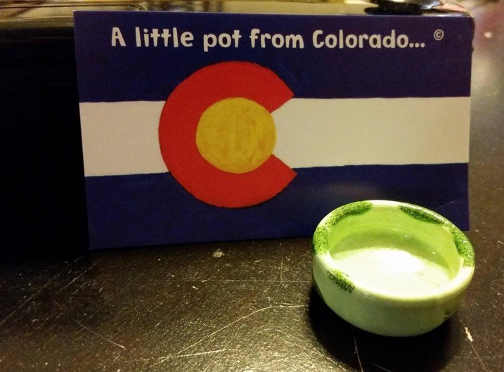Colorado pot puns