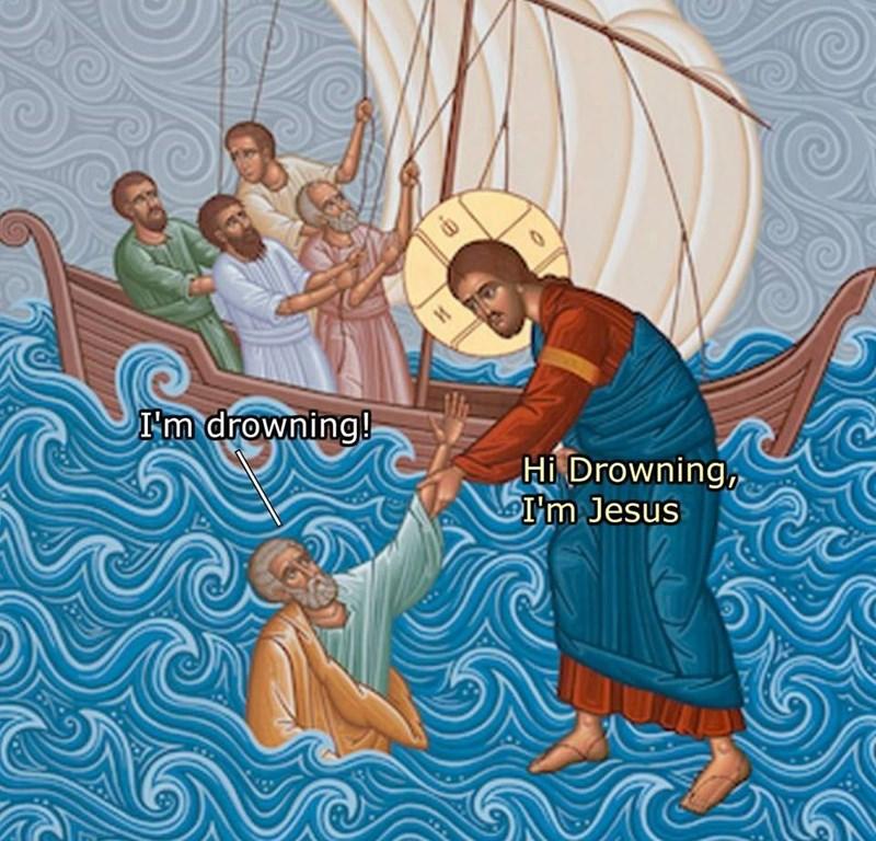 jesus classical art memes - 8753343488