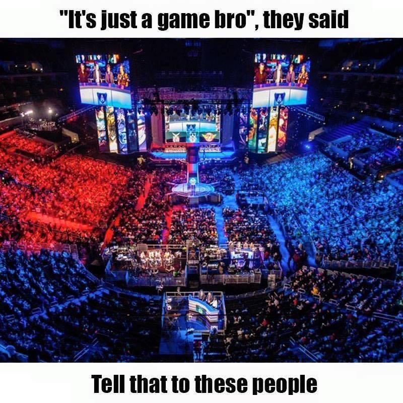 pro gaming,esports