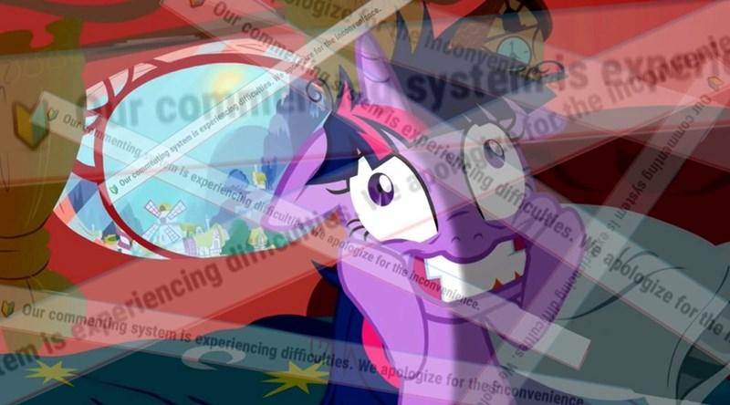 technical difficulties,twilight sparkle,lesson zero