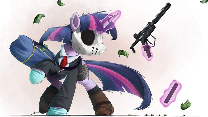 payday twilight sparkle - 8753678080