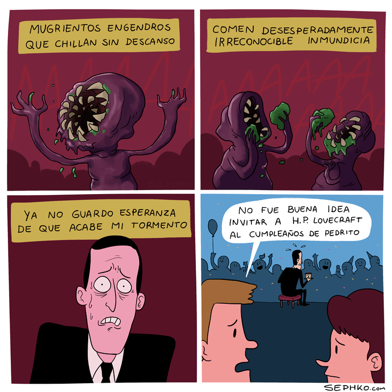 malas ideas