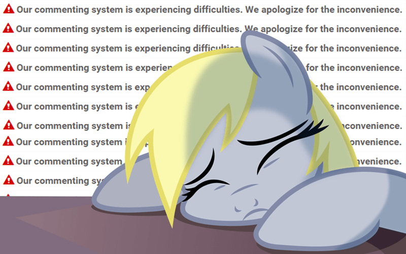 technical difficulties derpy hooves i-just-dont-know-what-went-wrong - 8753905664