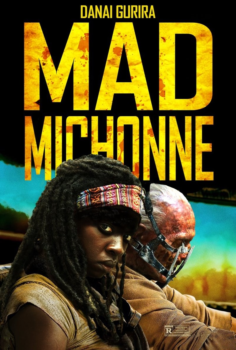 Movie - DANAI GURIRA MAD MITHONNE R