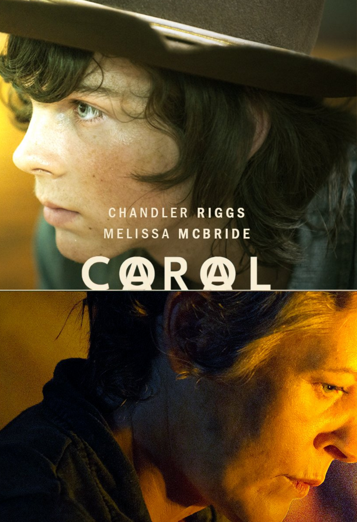Movie - CHANDLER RIGGS MELISSA MCBRIDE CARAL
