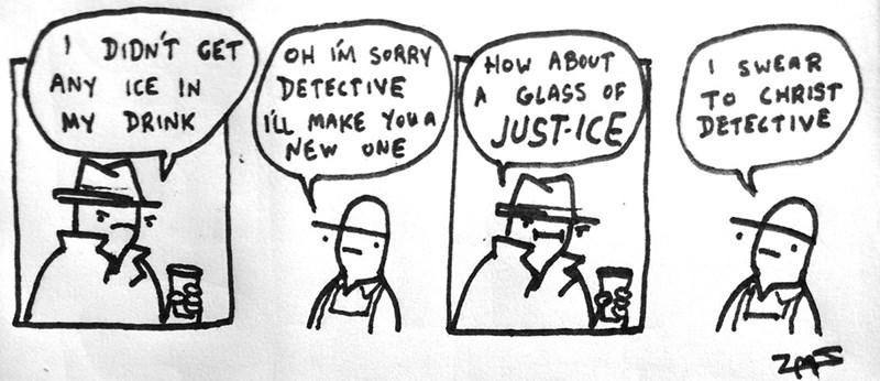 web comics puns drinks Noice Pun