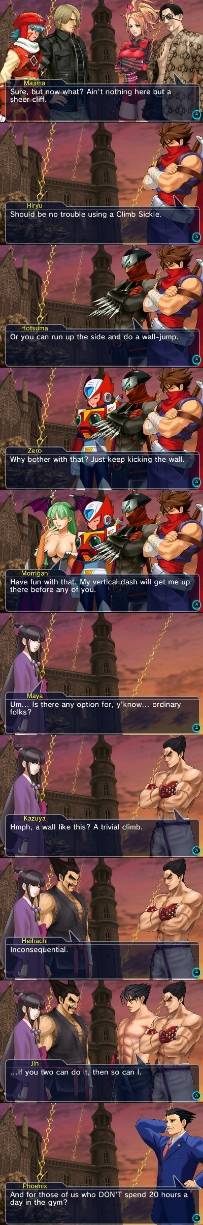 project x zone - 8753942784