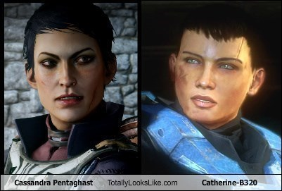 totally looks like halo dragon age - 8754171392