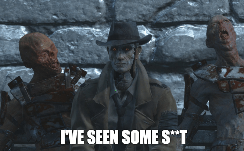 fallout 4 i've seen some