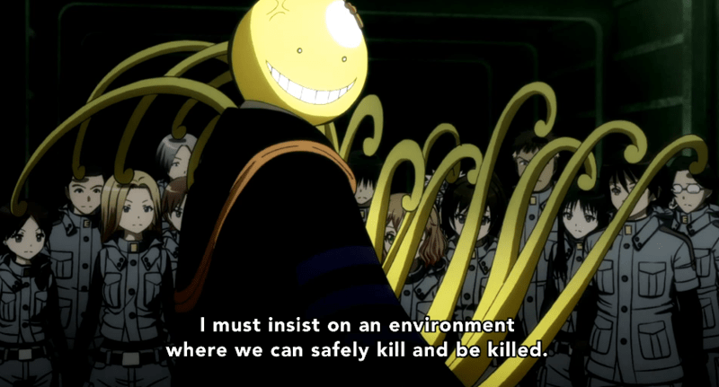 assassination classroom anime - 8754433536