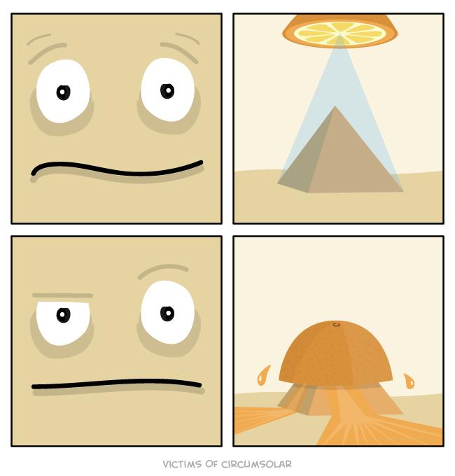 Aliens pyramids web comics - 8754446336