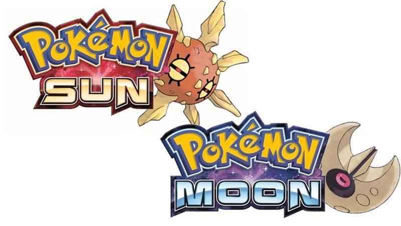 pokemon sun and moon sun and moon - 8754460928