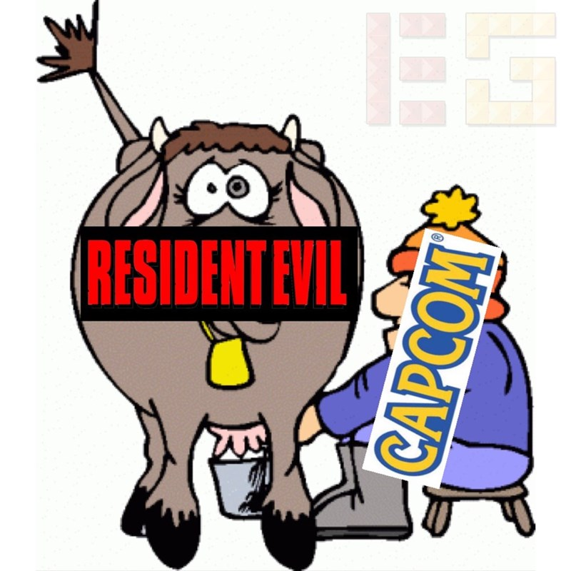 capcom resident evil - 8754515968