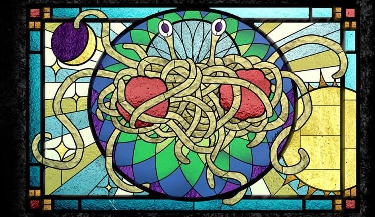New Zealanders Can Now Get Married Under the Church of the Flying Spaghetti Monster