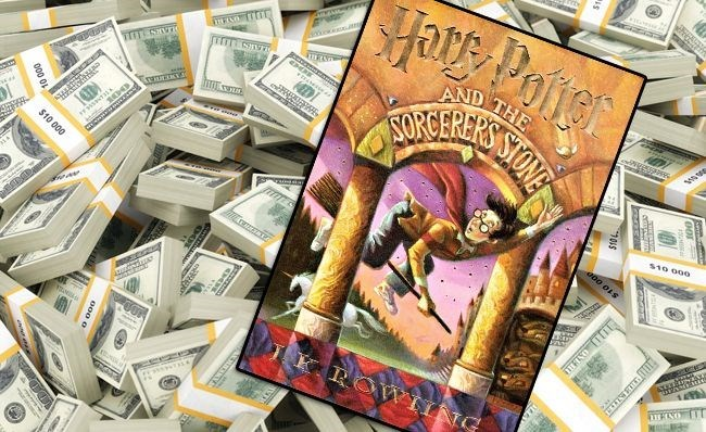 harry potter money Your Old Copy of Harry Potter Might Be Worth $50,000