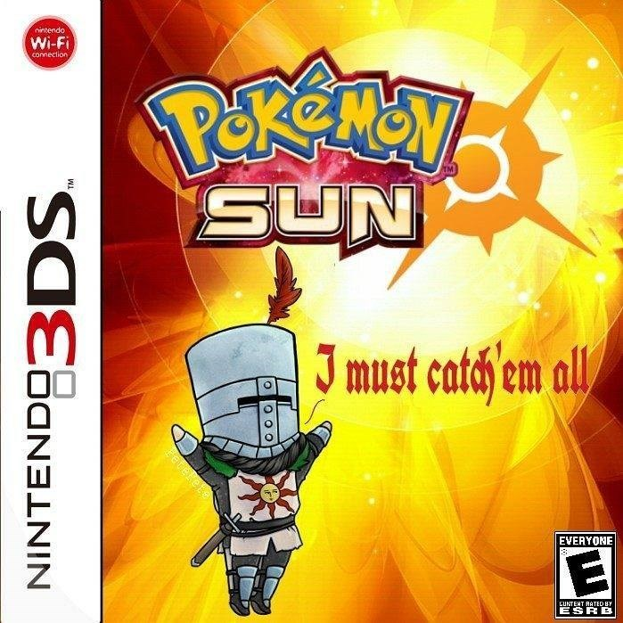 dark souls sun and moon - 8755226880