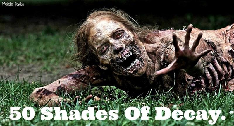 walking dead 50 shades